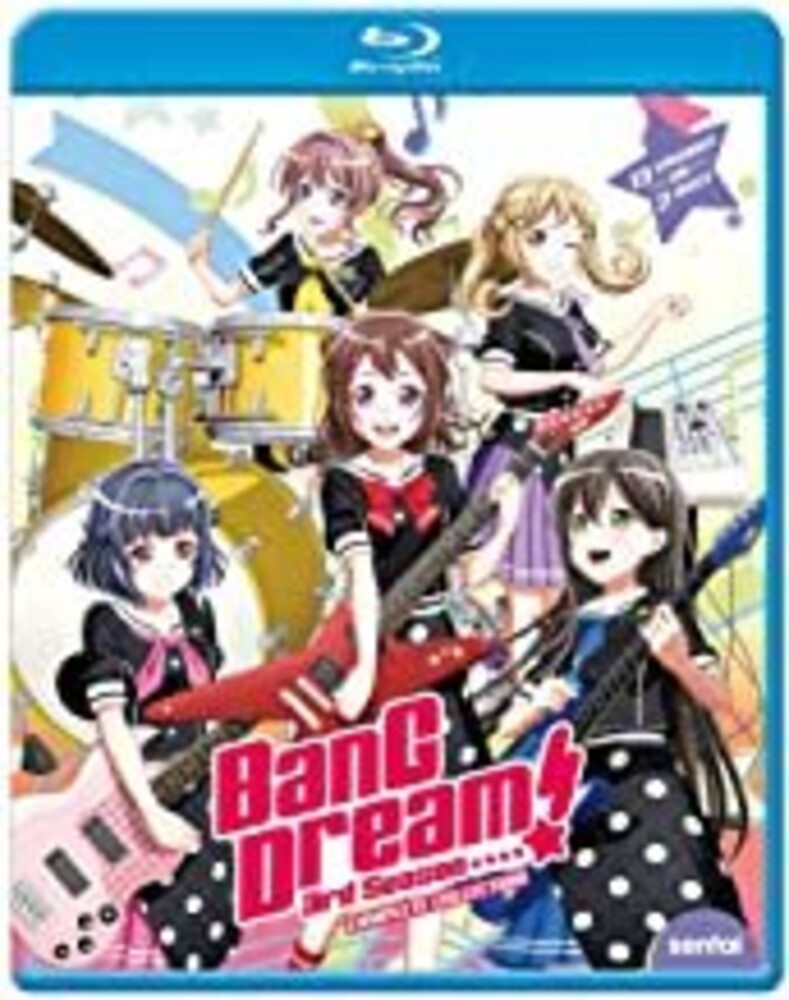 Bang Dream!: 3rd Season - Bang Dream!: 3rd Season