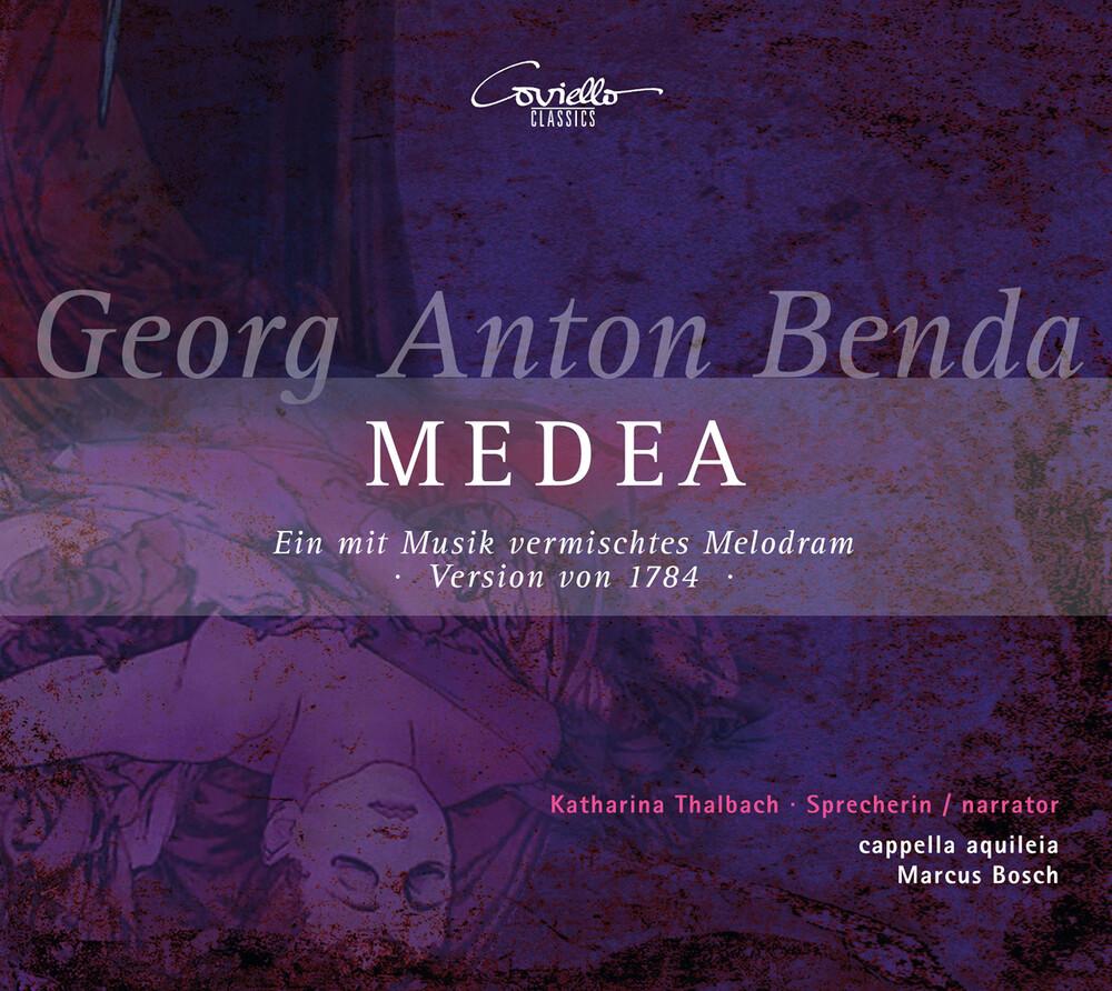 Benda / Thalbach / Bosch - Medea