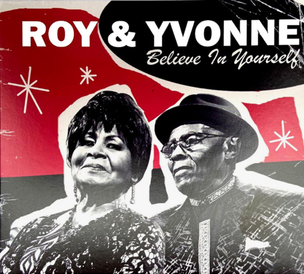 Roy & Yvonne - Believe In Yourself (Spa)