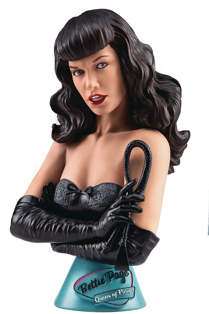 Executive Replicas - Executive Replicas - Bettie Page V2 Queen Of Pinups 3/4 Bust (NaughtyBettie) (Net)