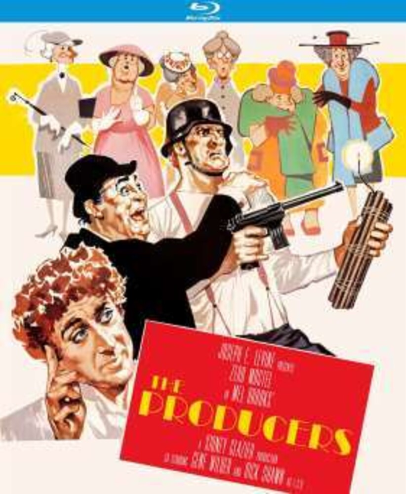 Producers (1968) - The Producers