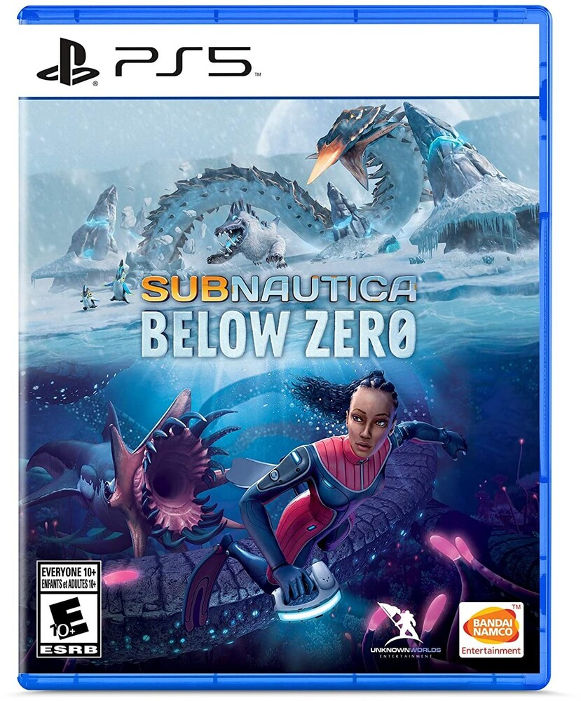 Ps5 Subnautica: Below Zero - Subnautica: Below Zero for PlayStation 4