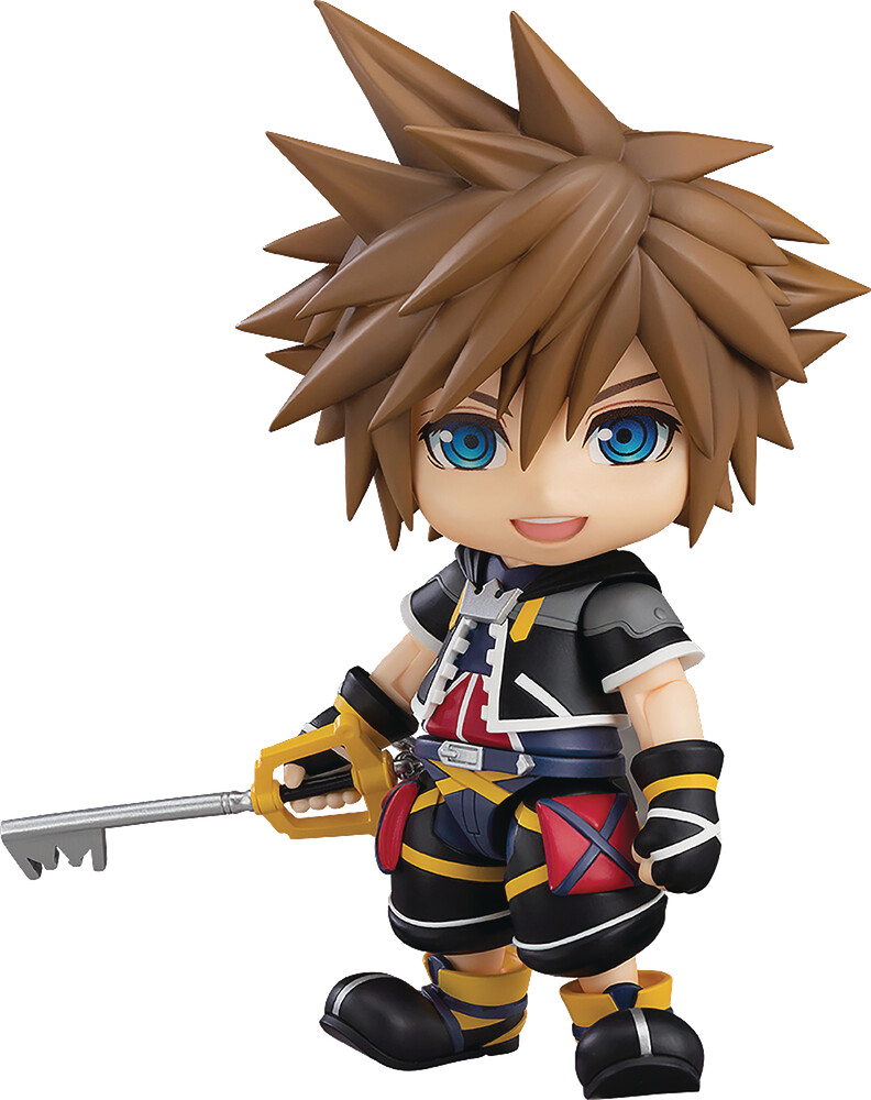 Good Smile Company - Good Smile Company - Kingdom Hearts II Sora Nendoroid Action Figure