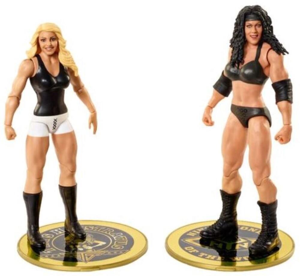 WWE - Mattel Collectible - WWE Basic Battle Packs: Chyna vs. Trish Stratus