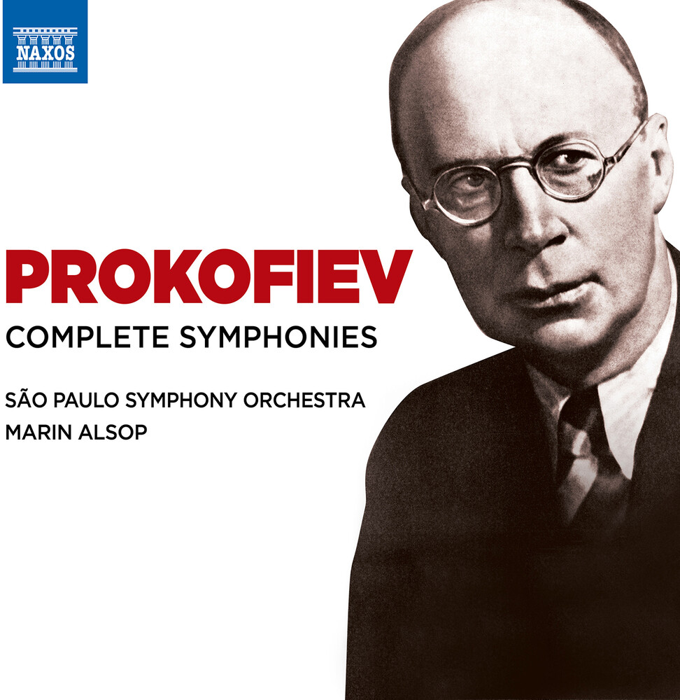 Prokofiev / Sao Paulo Symphony / Alsop - Complete Symphonies