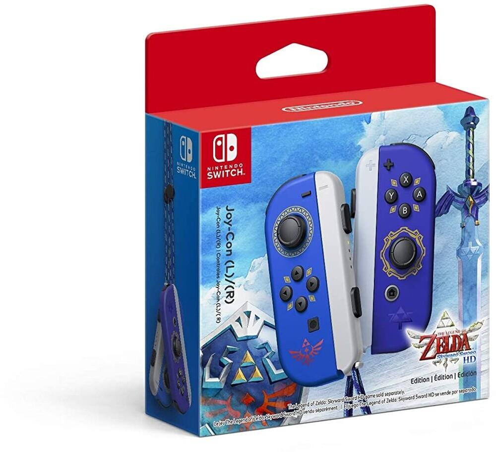 Swi Joy-Con (L-R) - Legend of Zelda: Skyward Sword - Swi Joy-Con (L-R) - Legend Of Zelda: Skyward Sword
