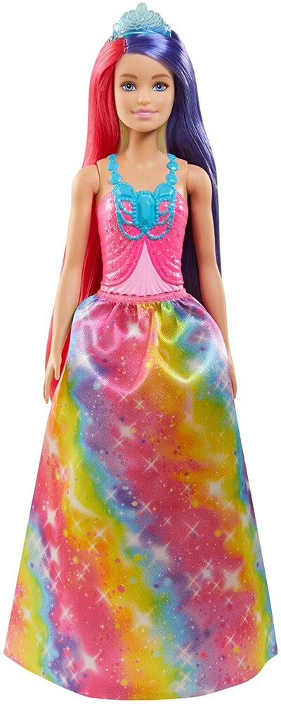 - Mattel - Barbie Dreamtopia Princess Doll, Long Hair