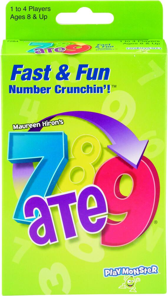 - 7 Ate 9 Fast & Fun Number Crunchin (Crdg)
