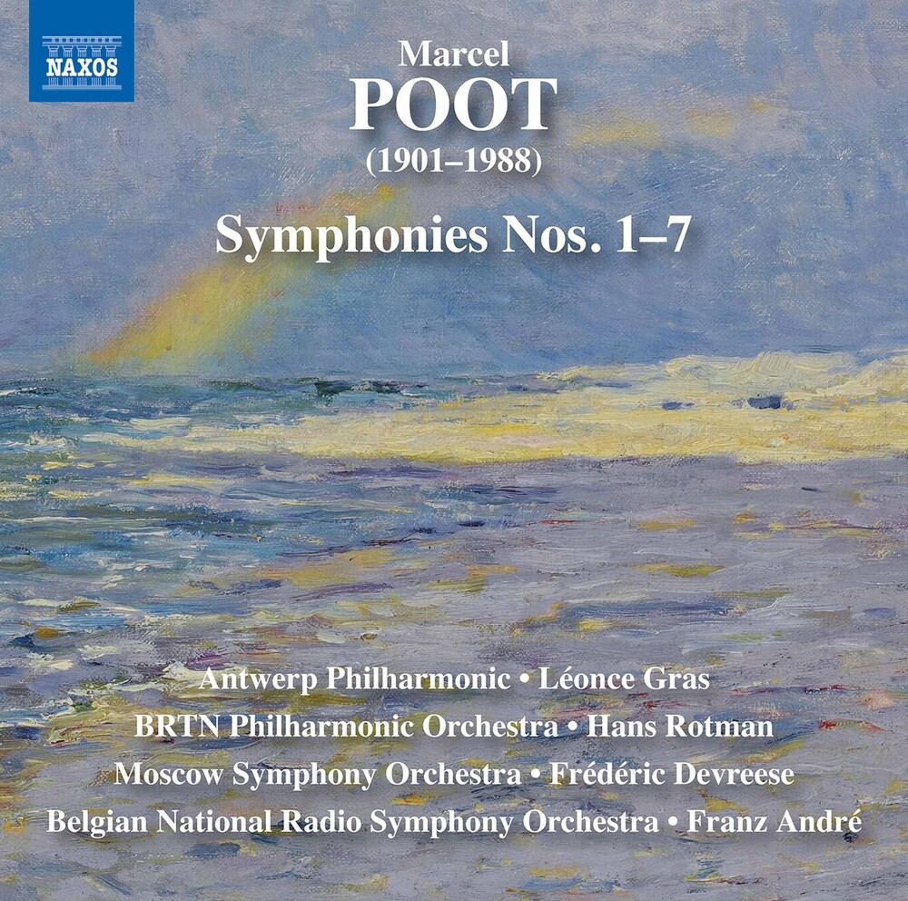 Poot - Symphonies 1- 7