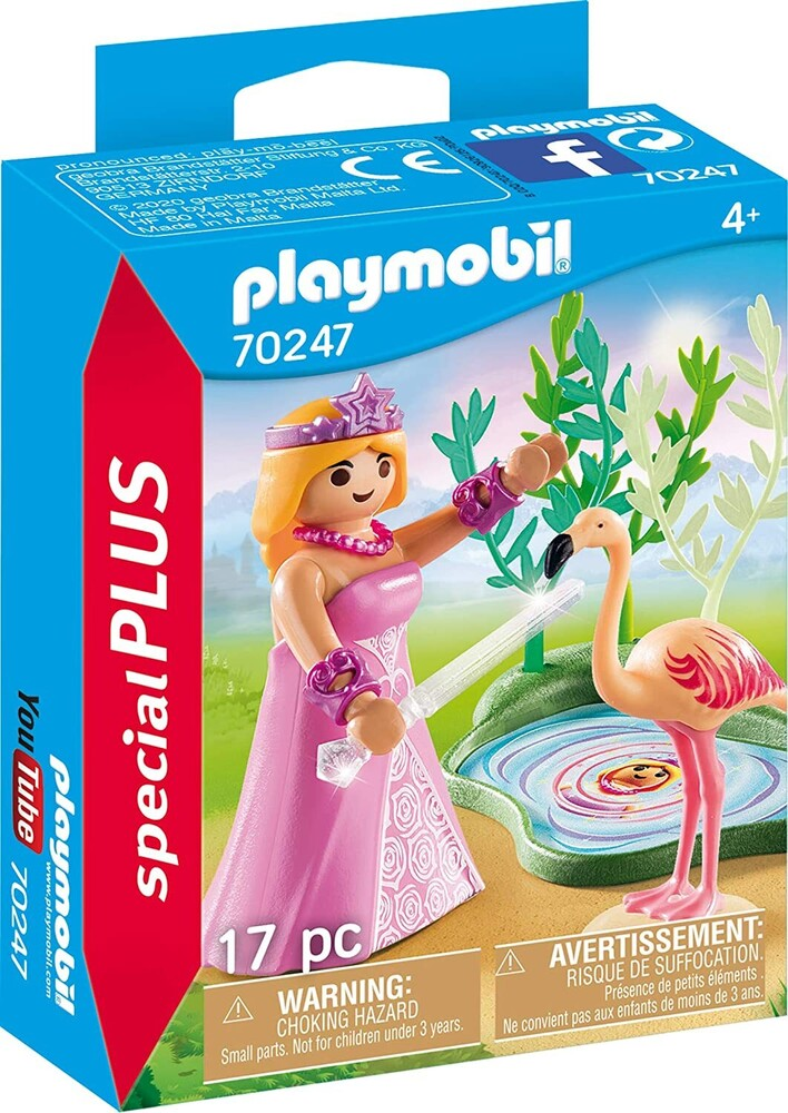- Special Plus Princess At The Pond (Fig)