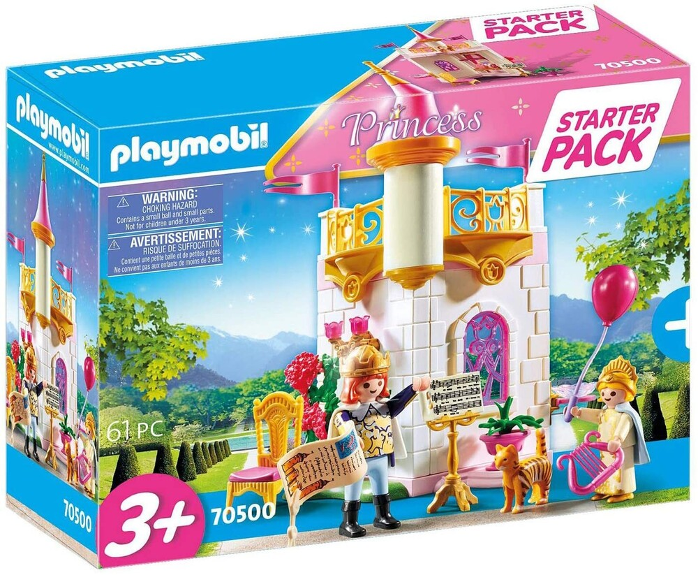 - Princess Castle Starter Pack (Fig)