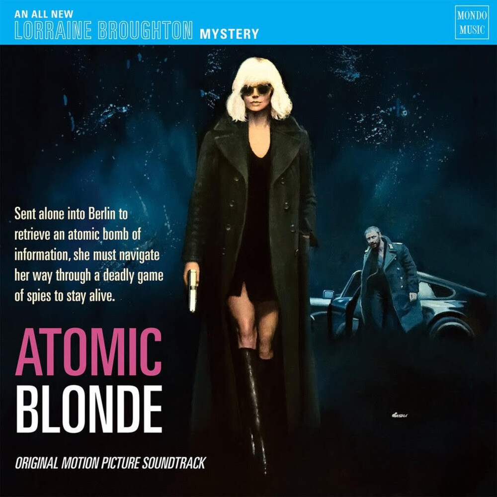 Atomic Blonde / O.S.T. (Colv) (Ogv) (Pnk) - Atomic Blonde / O.S.T. [Colored Vinyl] [180 Gram] (Pnk)