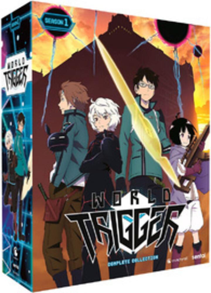 - World Trigger (16pc) / (Anam Sub)