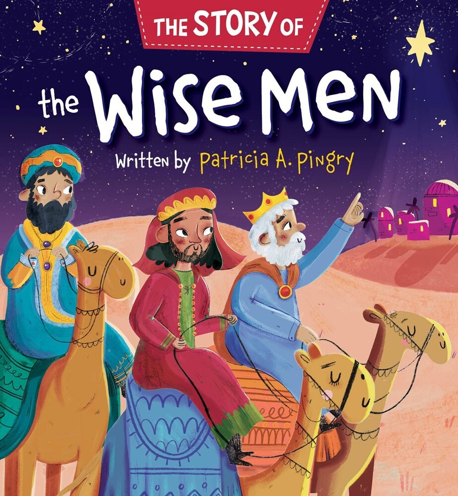 Patricia Pingry  A - Story Of The Wise Men (Bobo) (Ill)