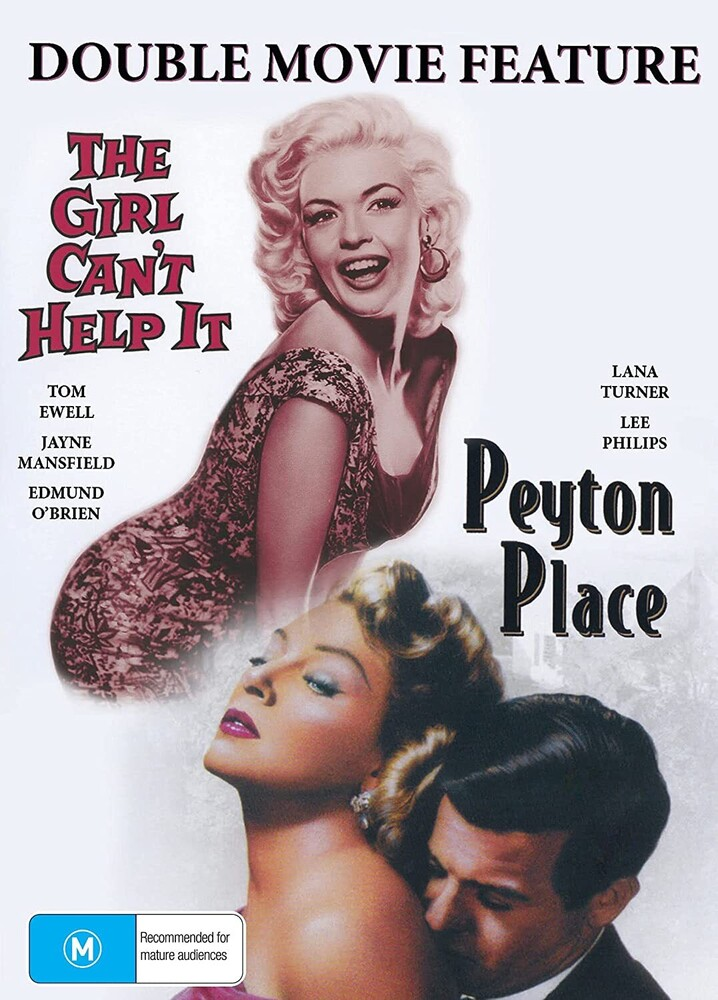 Girl Can't Help It / Peyton Place - Girl Can't Help It / Peyton Place / (Aus Ntr0)