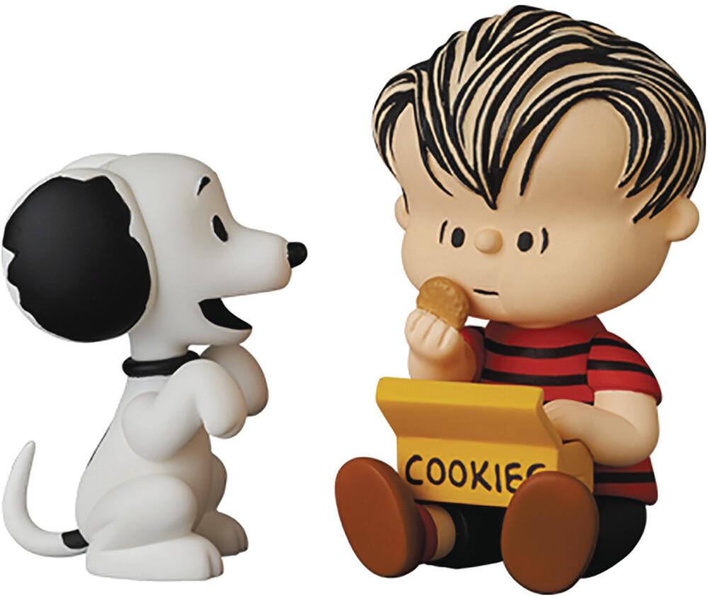 - Peanuts 50s Snoopy & Linus Udf Fig Series 12 (Fig)