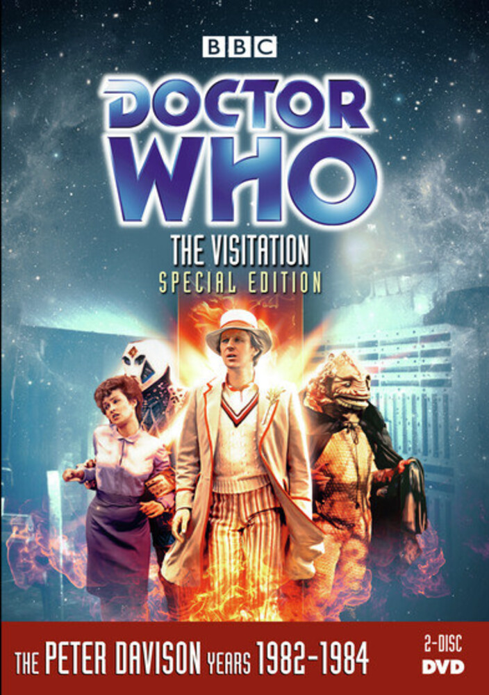 - Doctor Who: Visitation (2pc) / (Mod Spec 2pk Mono)