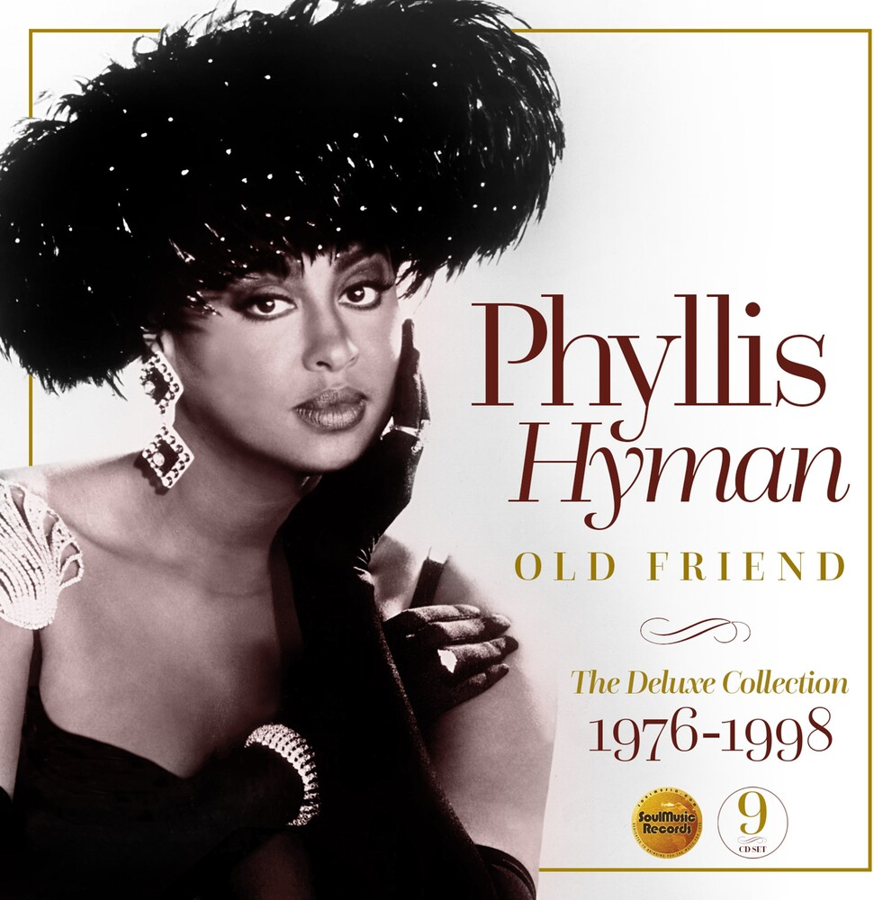 - Old Friend: Deluxe Collections 1976-1998 (9CD Box Set)