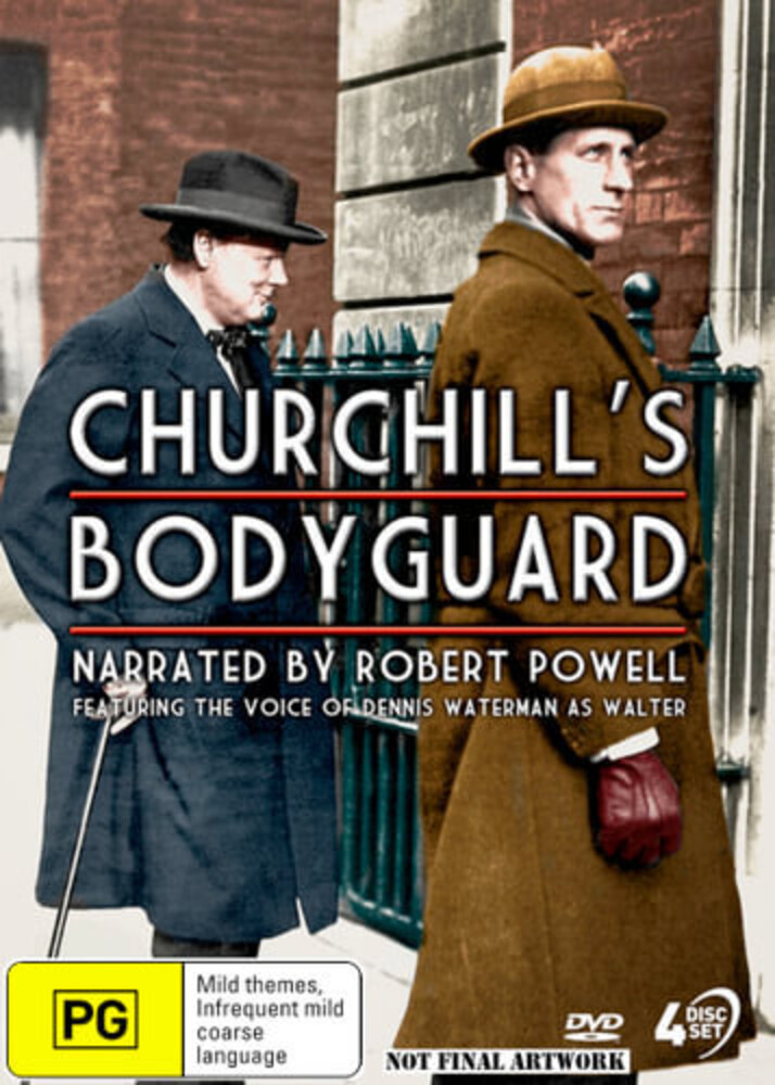 - Churchill's Bodyguard [NTSC/0]
