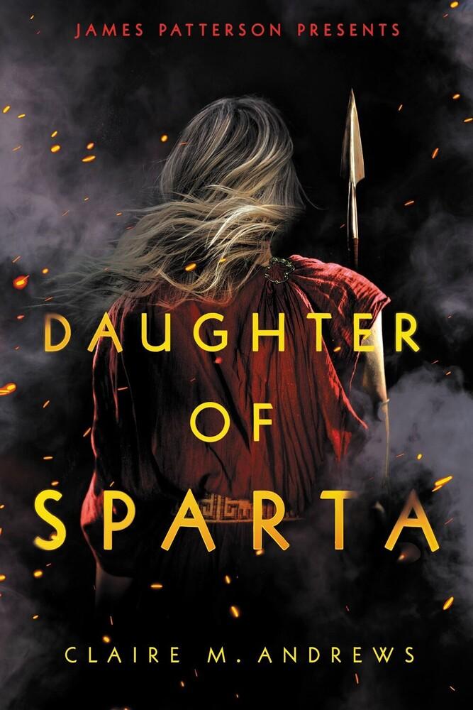 Claire Andrews - Daughter Of Sparta (Hcvr) (Ser)