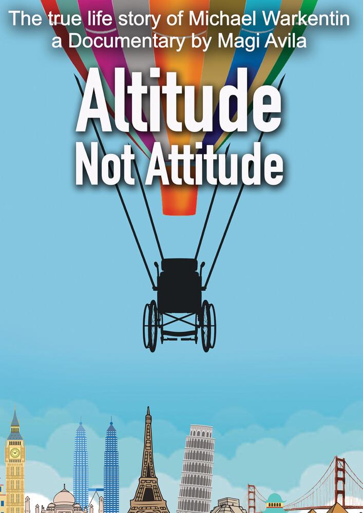 - Altitude Not Attitude / (Mod)