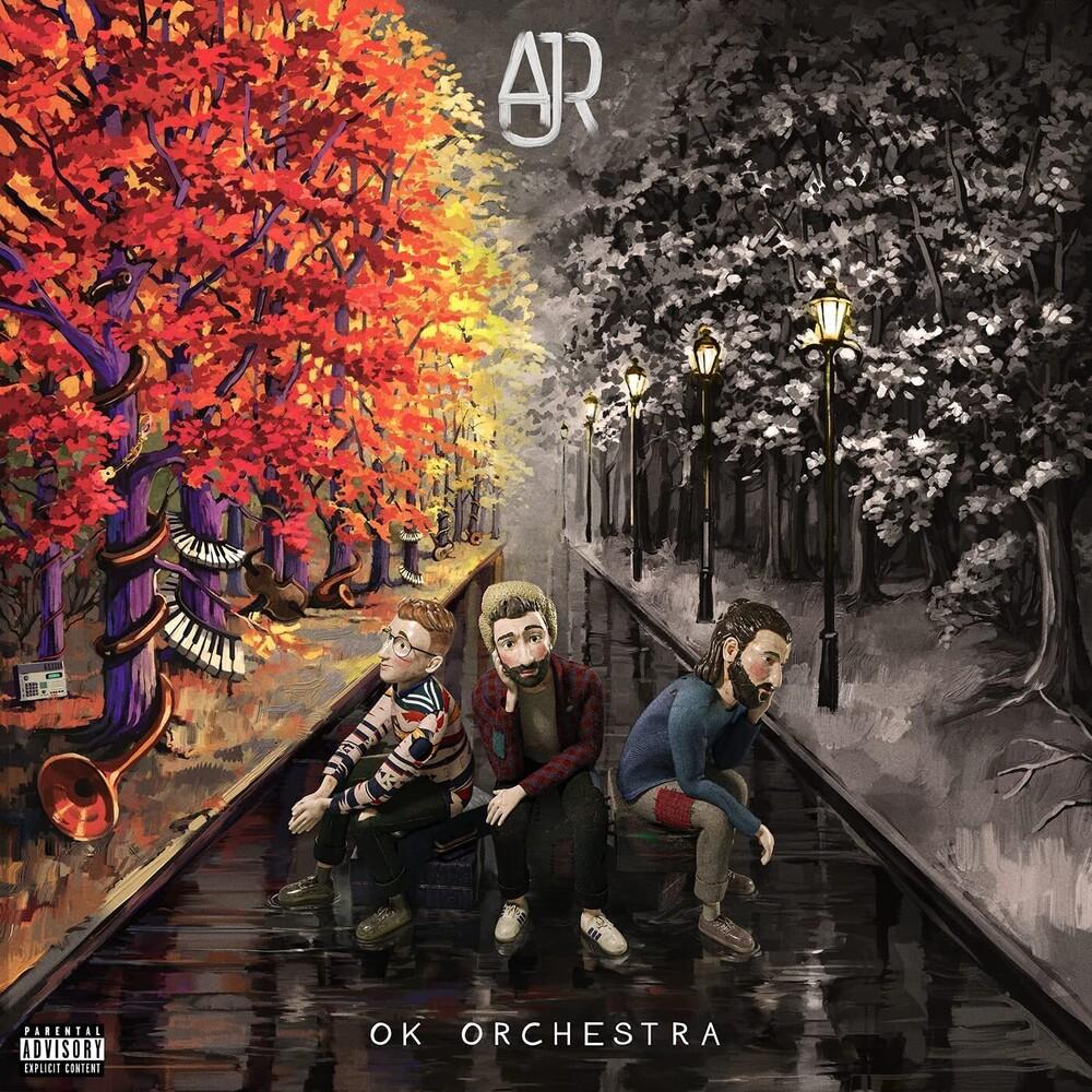 AJR - Ok Orchestra (Uk)