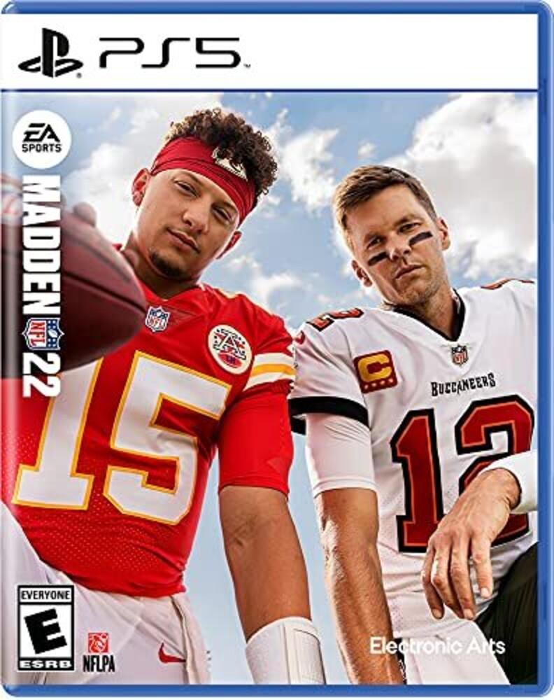 Ps5 Madden NFL 22 - Ps5 Madden Nfl 22