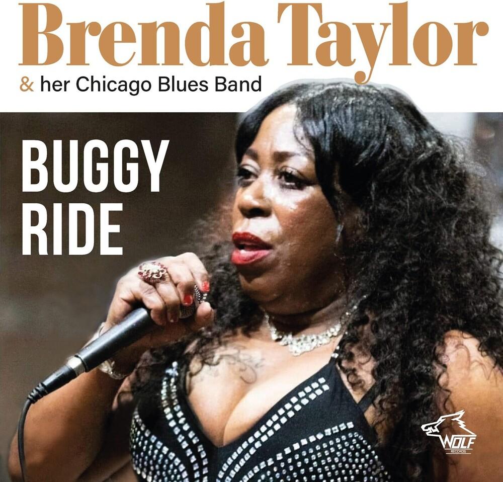 Brenda Taylor - Buggy Ride