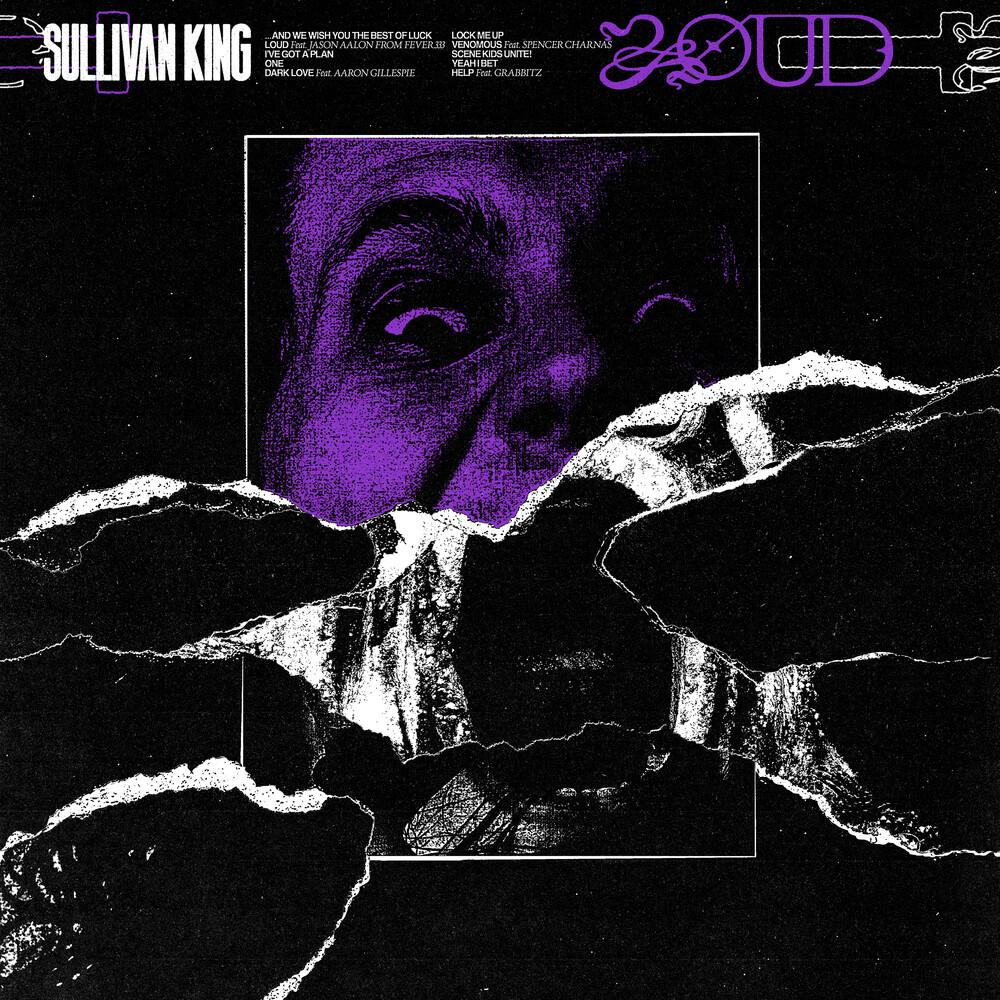 Sullivan King - Loud (Neon Purple Vinyl) [Colored Vinyl] (Purp)