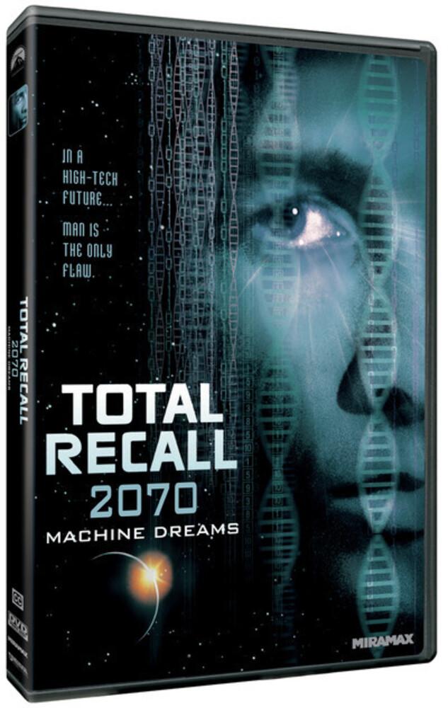 Judith Krant - Total Recall 2070 / (Mod Dol)