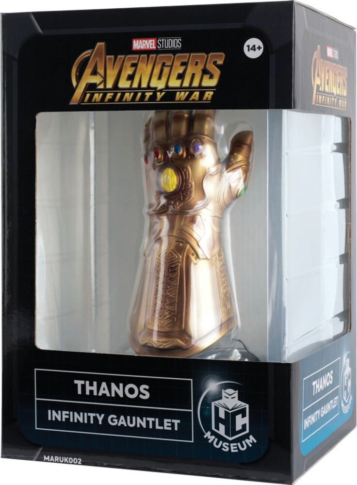 Marvel - Marvel - Thanos' Infinity Gauntlet (Clcb) (Fig)