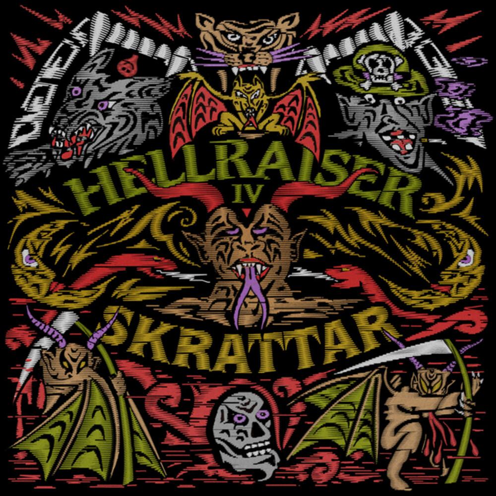 Skrattar - Hellraiser Iv