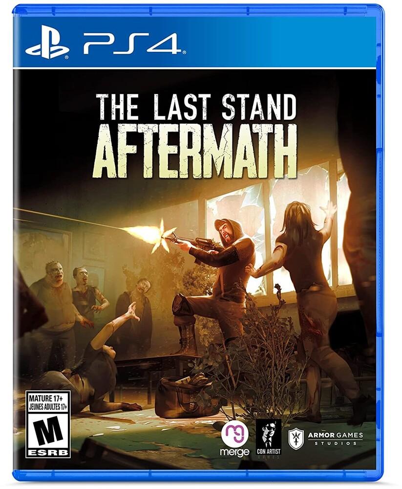 Ps4 Last Stand - Aftermath - Ps4 Last Stand - Aftermath