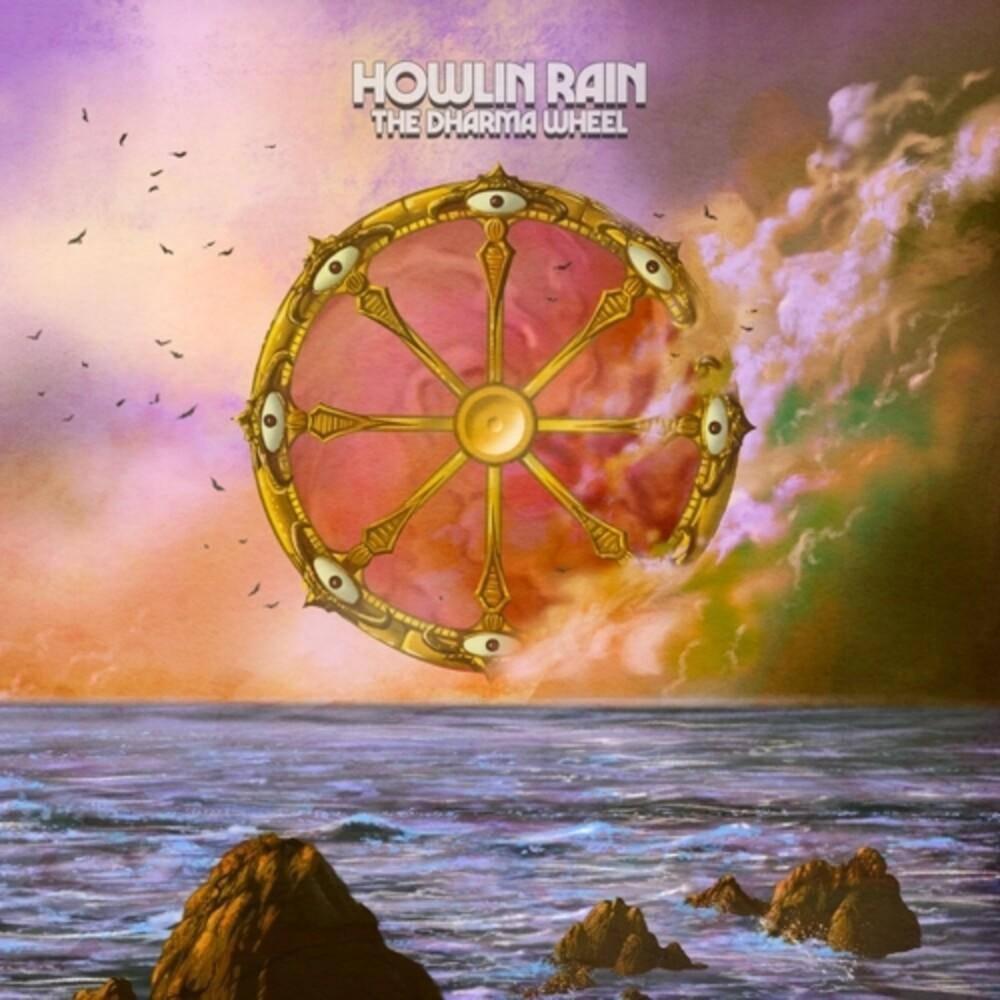 Howlin Rain - Dharma Wheel [Colored Vinyl]