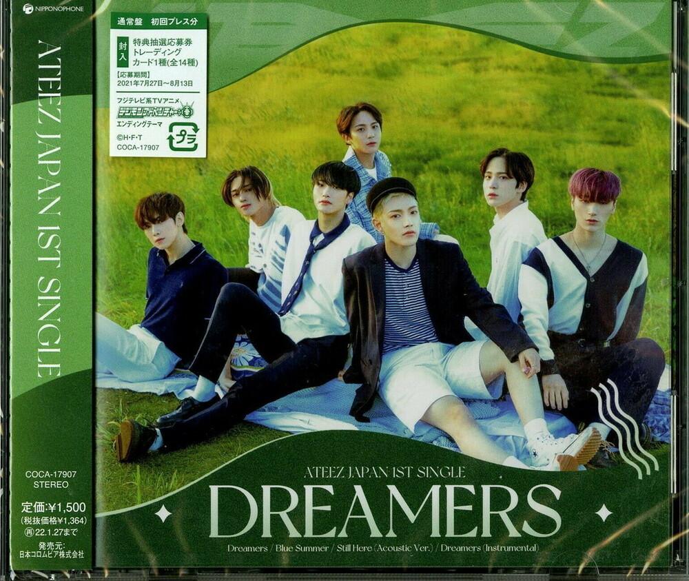 Ateez - Dreamers (Jpn)