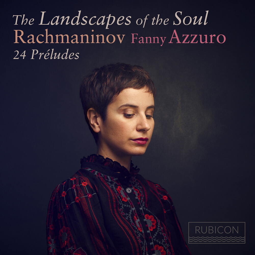 Fanny Azzuro - Landscapes Of The Soul