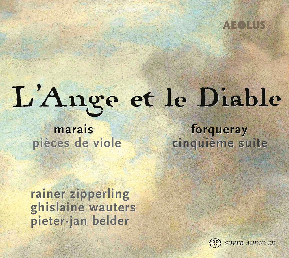 Forqueray / Zipperling / Belder - L'ange Et Le Diable (Hybr)