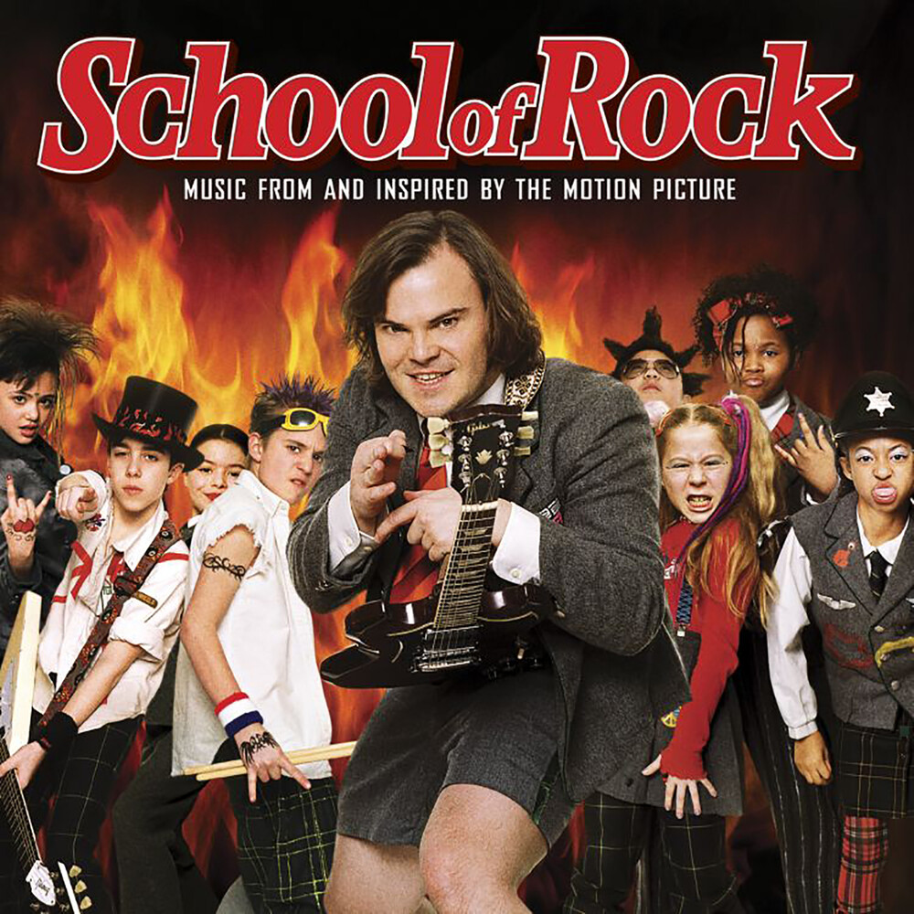 School of Rock / O.S.T. - School Of Rock (Music From And Inspired By The Motion Picture)