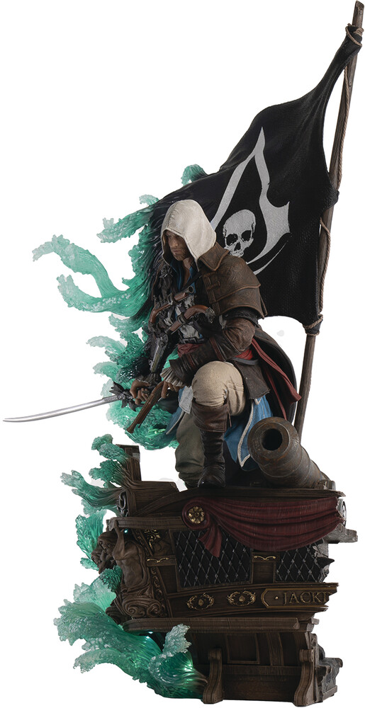 Pure Arts Limited - Assassins Creed Animus Edward Kenway 1/4 Scale Sta