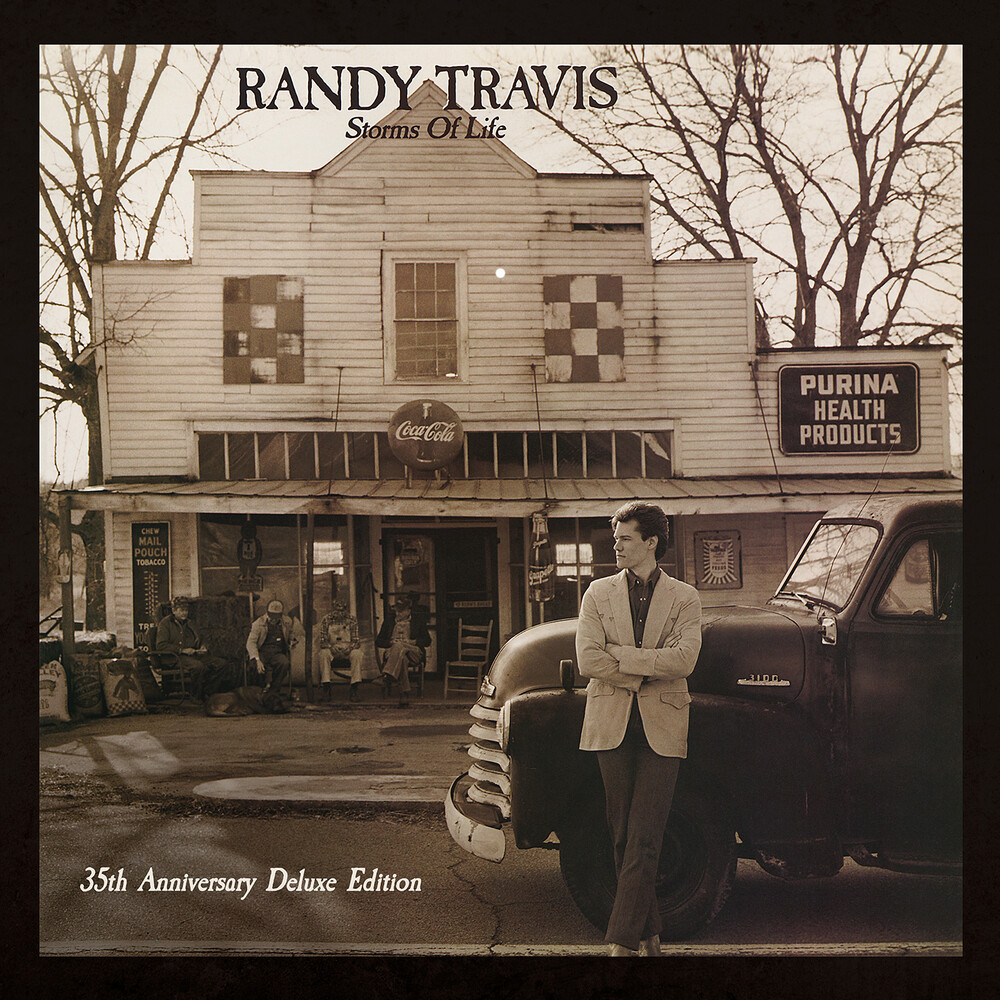 Randy Travis - Storms Of Life [Deluxe] (Aniv) [Remastered]