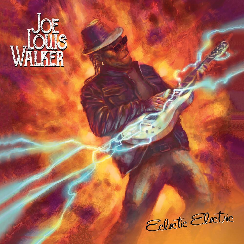 Joe Walker  Louis - Eclectic Electric (Red Vinyl) [Colored Vinyl] (Gate) (Red)