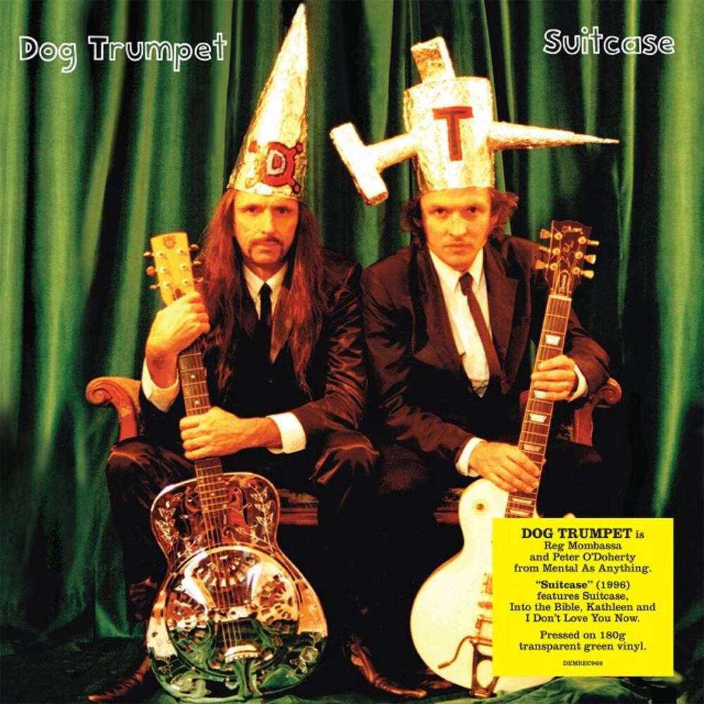 Dog Trumpet - Suitcase [180-Gram Transparent Green Colored Vinyl]