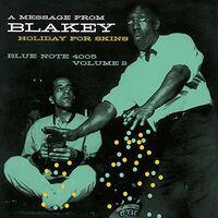 Art Blakey - Holiday For Skins Volume 2 [Reissue] (Jpn)