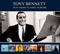 Tony Bennett - Eight Classic Albums [Digipak] (Hol)