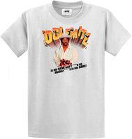 Rudy Ray Moore - Dolemite Is My Name! White Unisex Short Sleeve T-shirt Large