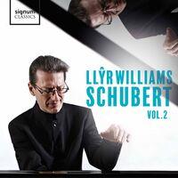 Ll?r Williams - Williams Plays Schubert 2