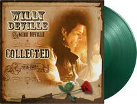 Willy Deville - Collected [Limited Transparent Green Colored Vinyl]