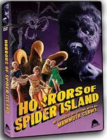 Alex D'Arcy - Horrors Of Spider Island / (Ws)
