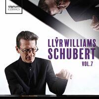 Ll?r Williams - Schubert 7