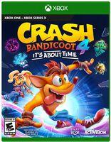 Xb1 Crash Bandicoot 4: It's About Time - Crash Bandicoot 4: It's About Time for Xbox One